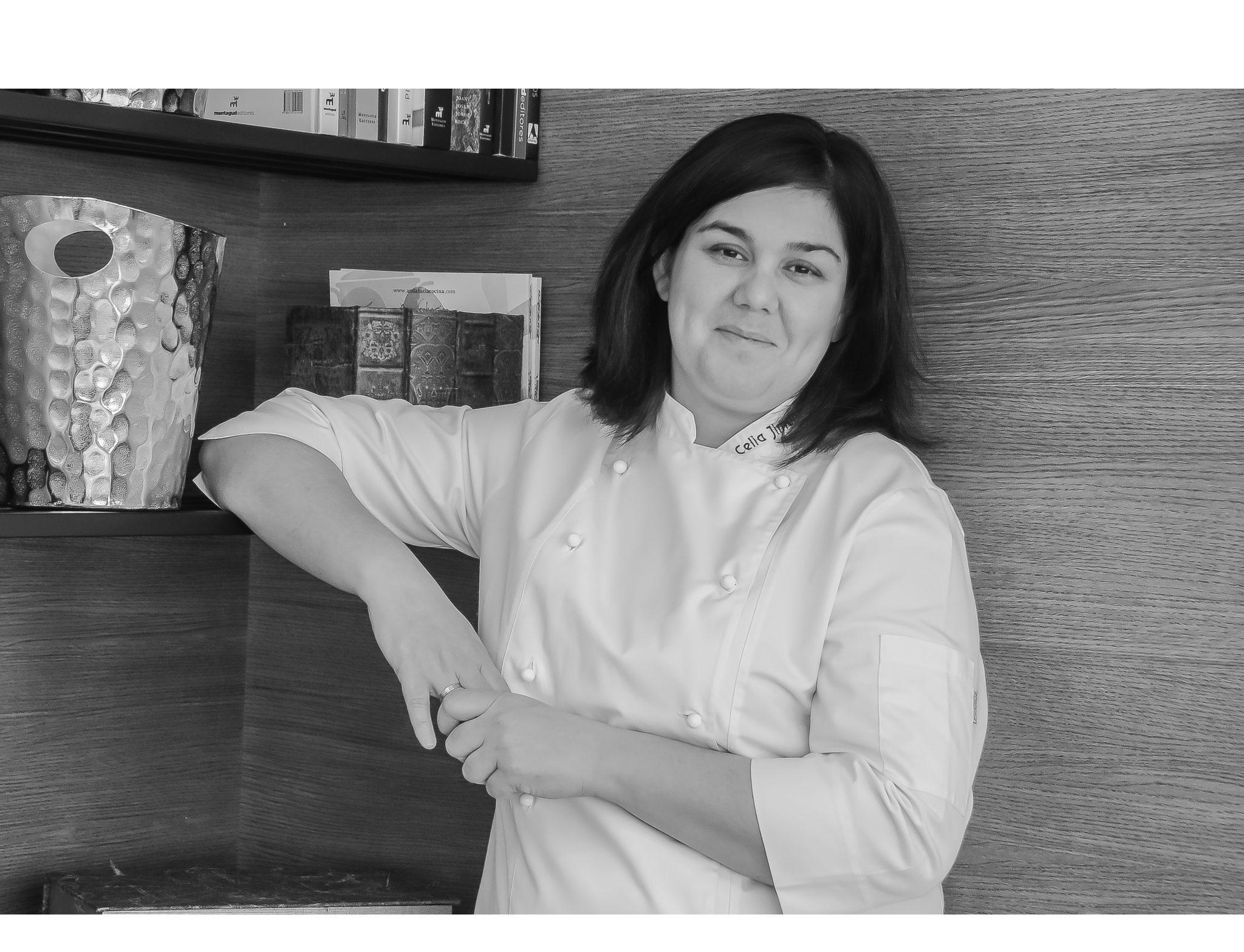 La chef andaluza con Estrella Michelín