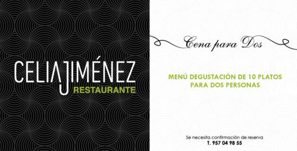 Celia Jiménez Restaurante