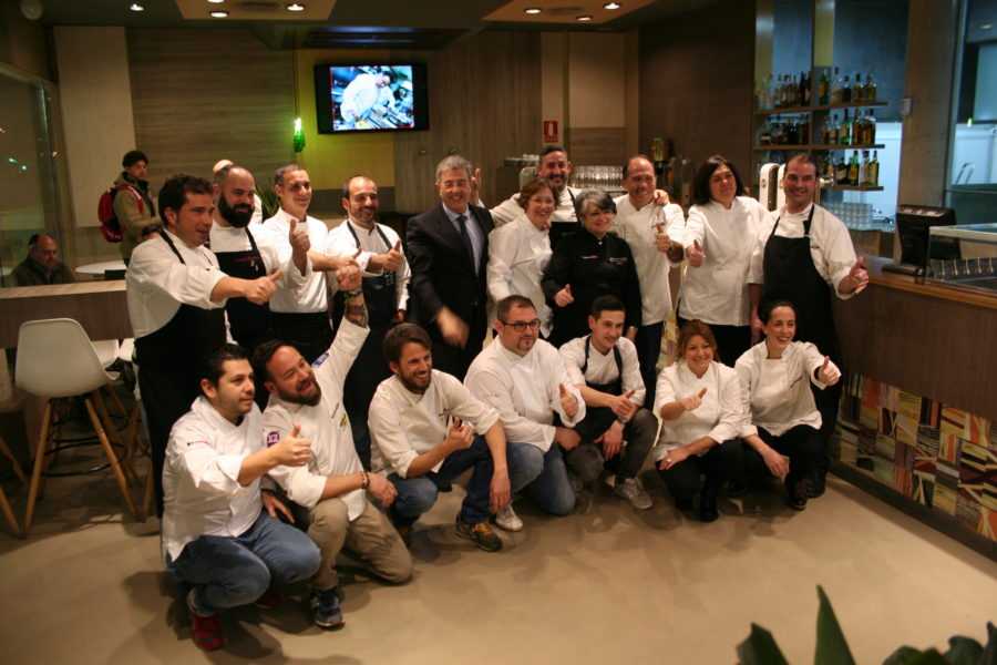 Dossier de prensa del XIX Encuentro Gastroarte