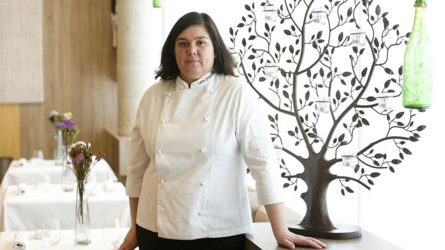 Entrevista a Celia Jiménez para las páginas Gurmé de ABC