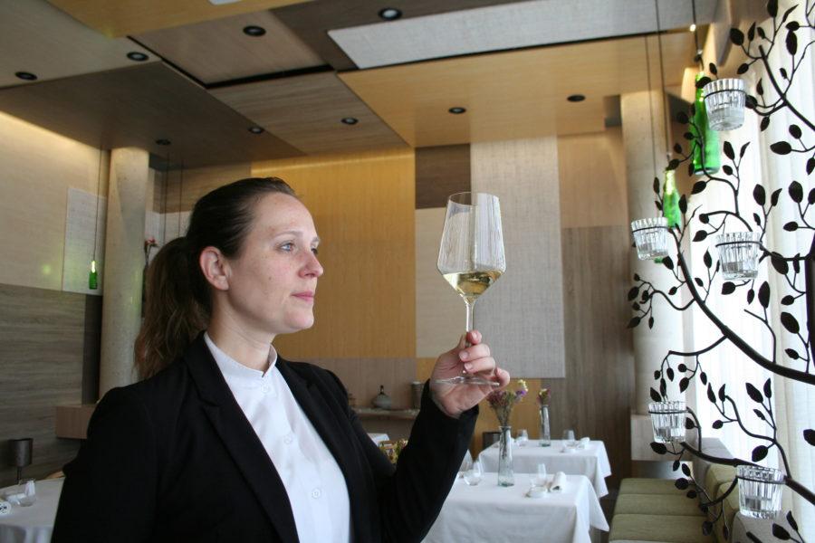 Los vinos de Montilla-Moriles según Nuria Sánchez, mejor sumiller 2018
