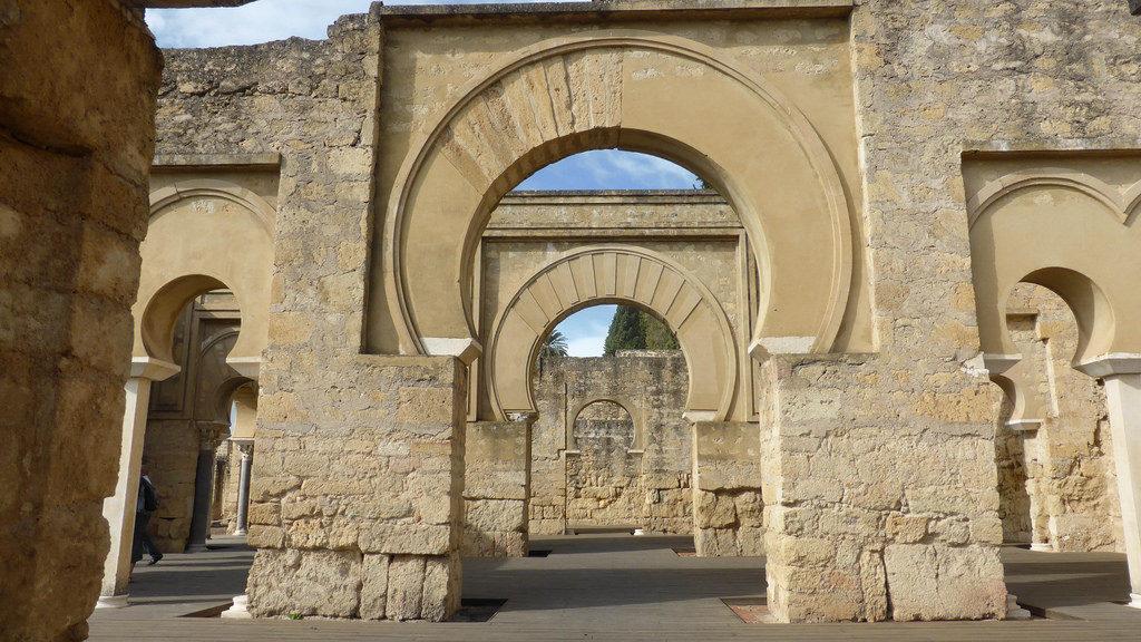 Exterior de Medina Azahara
