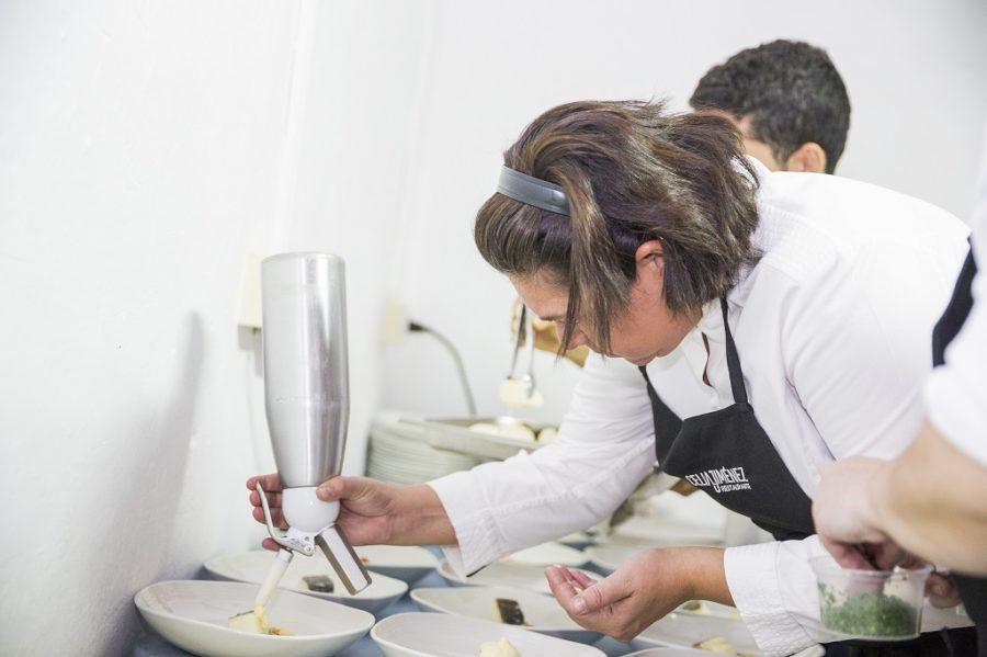 ¿Cómo es la nueva propuesta gastronómica de Celia Jiménez?
