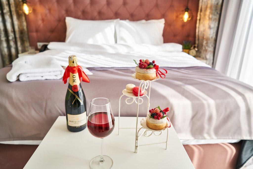 Celia Jimenez Restaurante - San Valentin - Hotel concurso