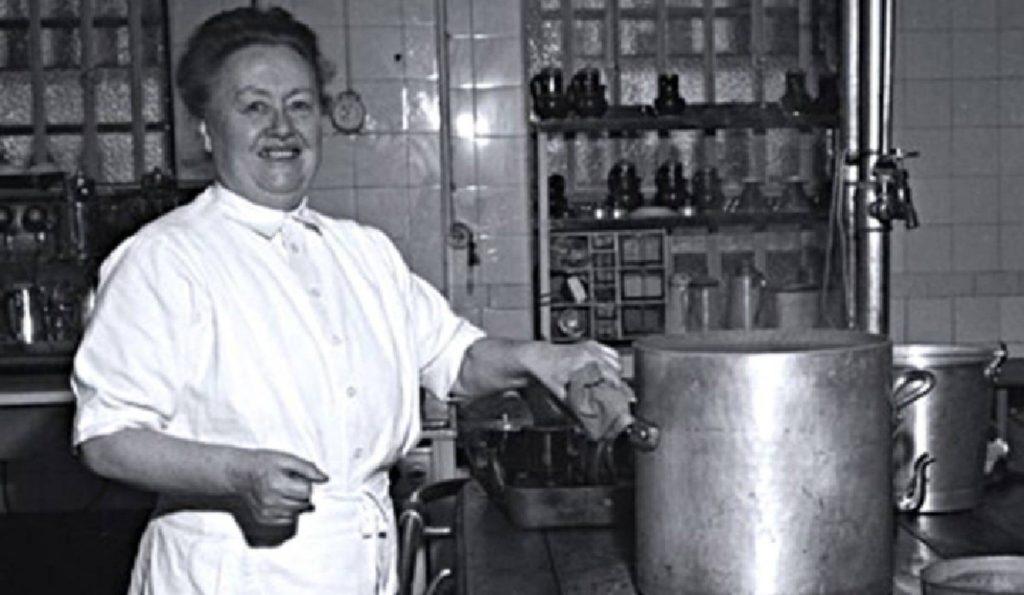 Eugenie Brazier Restaurante Celia Jimenez