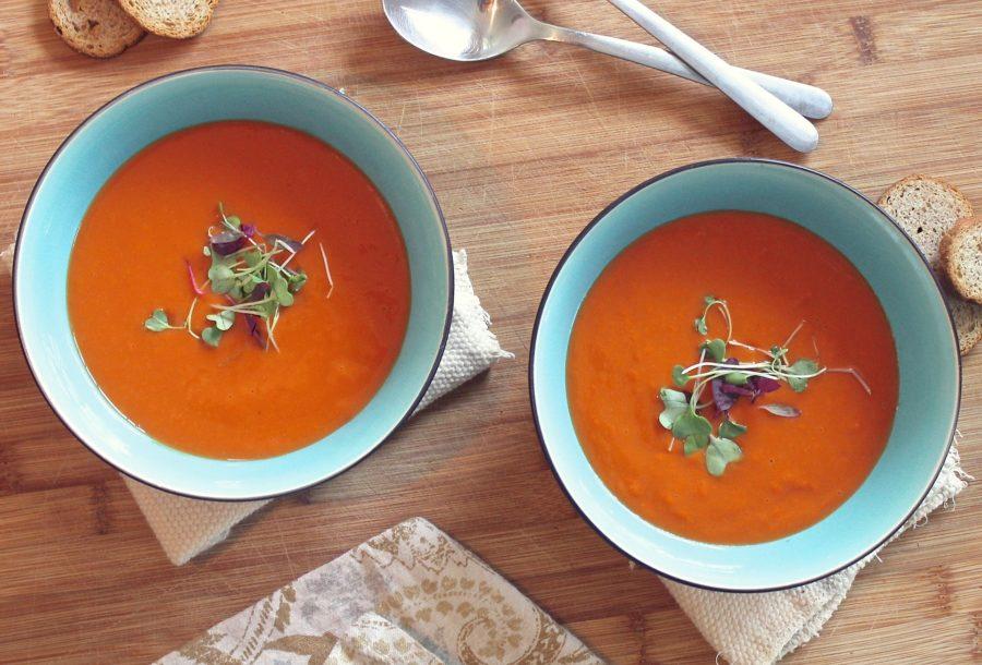 Sopas frías andaluzas y otras recetas veraniegas por Celia Jiménez