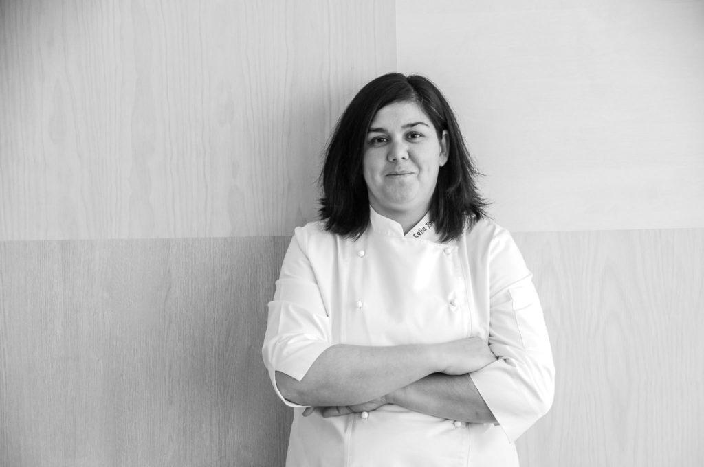 celia jiménez chef estrella michelin